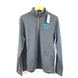 Champion UCLA Bruins 1/4 Zip Fleece Sweater